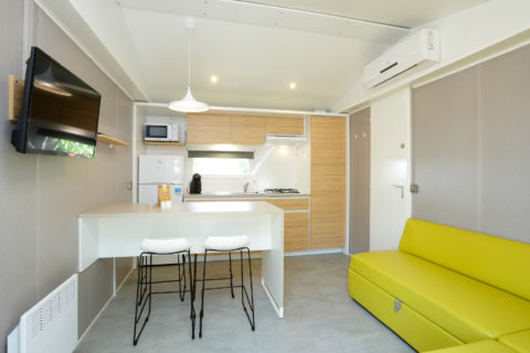 Mobil Home Suites - Camping Tucan