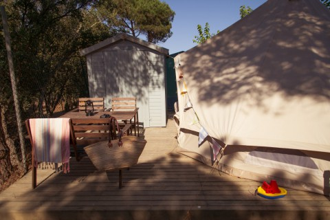 Glamping Camping T_uca - Lloret de Mar