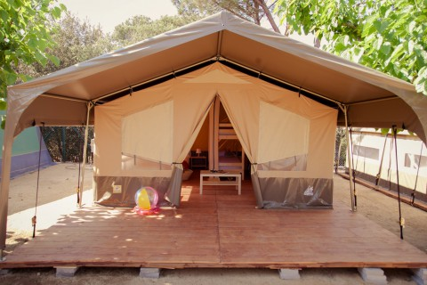 Camping Tucan - Tent CANVAS 6