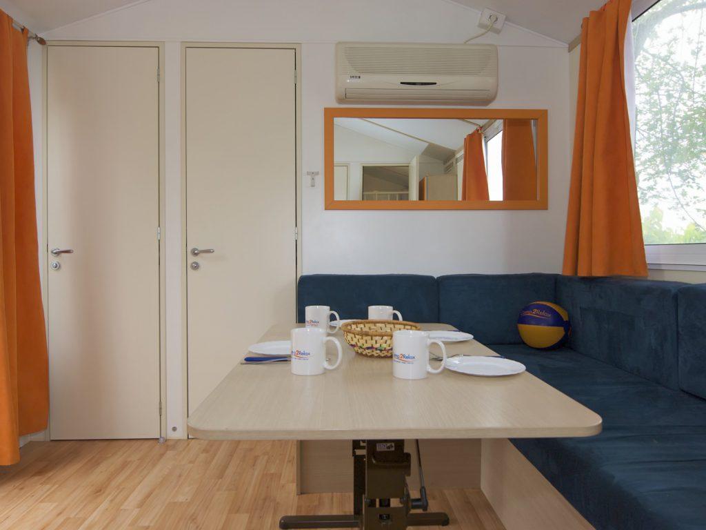 Mobil Home Charme Camping Senia Tucan
